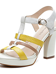 Aokang® Women's Leather Sandals - 132811033