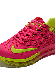 Nike Flyknit Air Max Womens Running Shoes Trainers Sneakers Pink / Blue / Rose / Purple