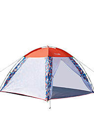 Makino 3-4 person Tent for familly Camping,Backpacking Mountaineering in outdoor recreation M511610013