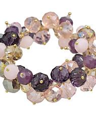 Bracelet Bracelets de rive Alliage Soirée / Quotidien Bijoux Cadeau Doré,1pc