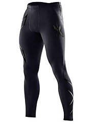 Running Bottoms / Pants / Tights Men's Breathable / Quick Dry / Compression / Lightweight Materials / Sweat-wicking TeryleneYoga /