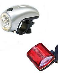 Велосипедные фары / Передняя фара для велосипеда / Задняя подсветка на велосипед LED - Велоспорт Простота транспортировки AA / AAA 100