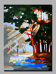 Oil Painting Modern Abstract Pure Hand Draw Ready To Hang Decorative  Abstract Oil Painting Scenery