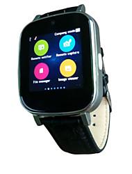 2016 o primeiro relógio inteligente toque integrada arco chamada do cartão de suporte calibre passo qq privada WeChat relógios