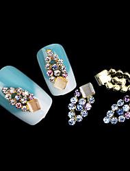 прекрасный умственная вода опал поделки ногтя ювелирных изделий (5 шт)