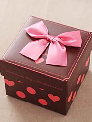 Geschenk Schachteln(Braun,Kartonpapier) -Nicht personalisiert-Hochzeit / Jubliläum / Brautparty / Babyparty / Quinceañera & Der 16te