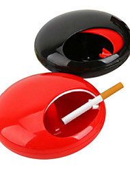 ir peças de xadrez cinzeiro do cigarro rotativo mesa de fumar decoração cinzeiro casa (cor aleatória)
