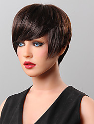 Human Hair Wig  Hair Short Wig 16 Colors to Choose