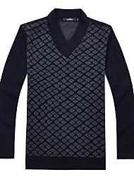 Seven Brand® Men's Shirt Collar Long Sleeve T Shirt Black-703T514088