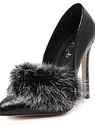 Women's Shoes Leatherette Stiletto Heel Heels / Gladiator / Comfort /SlippersSandals / Heels / Flats / Boots / Fashion