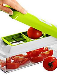 Coupe-Fruits & Légumes Acrylique / ABS,
