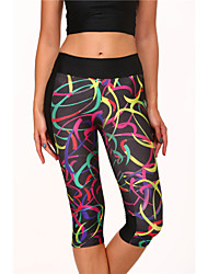 Exercise Digital Printing Pant Leggings Fashion Wild Yoga Pants