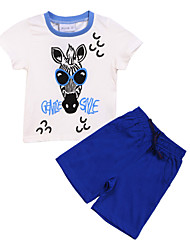 Boy's Cotton Clothing Set,Spring