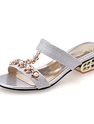 Women's Shoes Leatherette  / Slingback / Flip Flops / Gladiator / Comfort / Novelty / Slippers / Ankle Strap / Styles /