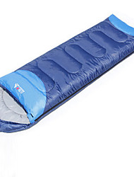 Sleeping Bag Rectangular Bag Single 10°C  220X75 Hiking / Camping Moistureproof / Waterproof / Windproof