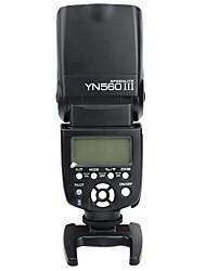yongnuo® yn 560 iii flitser speedlight 2,4 GHz draadloze trekker Speedlite flitser kit lcd voor nikon canon