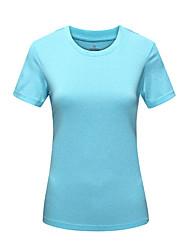 Femme Tee-shirtYoga / Camping / Randonnée / Taekwondo / Boxe / Chasse / Pêche / Escalade / Exercice & Fitness / Golf / Courses / Sport de