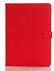 nouveau style corée pour l'air apple ipad 2 étui en cuir de haute qualité support pliable pu rabat leathe couvercle de la tablette