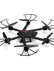 Drone MJX X600 4CH 6 Eixos Com Câmera HD FPV Retorno Com 1 Botão Modo Espelho Inteligente Vôo Invertido 360° Com CâmeraQuadcóptero RC
