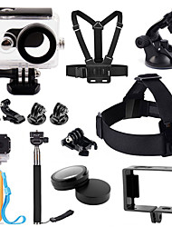 Gopro Accessories Accessory Kit All in One, For-Action Camera,Xiaomi Camera / Gopro Hero 5Universal / Bike/Cycling / Surfing/SUP / Rock