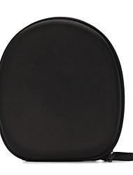 Classic Black Carrying Hard Case Storage Bag Box For Sony Headset Headband Earphone Headphone