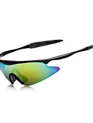 Outdoor Sports Bicycle Glasses Goggle Sunglasses Sport Sunglasses Glasses Cycling Bike 4 Color Lens