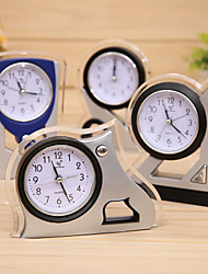 Multi-style Retro Alarm Clocks Model Crafts Creative Birthday Gift Color Random