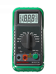 Mastech-ms8268-4000 - Range Digital Multimeter - Frequency Test Duty Ratio Misplug Proof Alarm