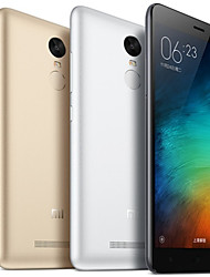 Xiaomi® Note 3 RAM 2GB + ROM 16GB Android 5.0 4G Smartphone With 5.5'' Full HD Screen, 16Mp Camera & Fingerprint Function