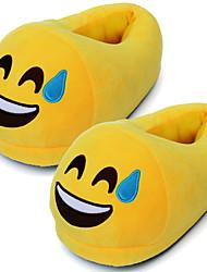 Sapatos de Cosplay Fantasias Fantasias Anime Sapatos de Cosplay Amarelo Malha polar Unissexo