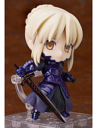 Fate/stay night PVC One Size Anime Action Figures Model Toys Doll Toy 1pc 10cm