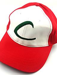 Ash Ketchum novo continente ver. chapéu cosplay