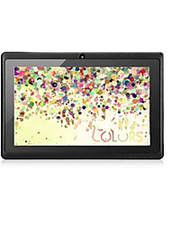 "7"" Android Tablet (Android 4.4 1024*600 Quad Core 512MB RAM 8GB ROM)"