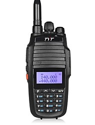 TYT TH-UV8000D Walkie Talkie ≤10w ≥5w 128 136-174MHz / 400-520MHz 3600mAh 5km-10KmFM Radio / Notruf / PC-Software programmierbar /