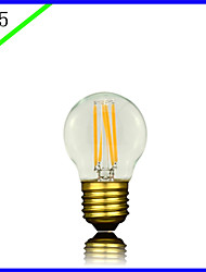 BOFA G45 LED 3W Antique Edison Silk ball Bubble Lamp(85V-265V)