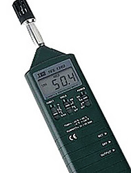 tes tes-1360a vert pour thermomètre