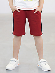 2016 Boys Pants Summer Style Kids Pants Casual Fashion Boy Shorts Cotton Children Trousers Pants For Boys