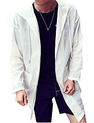 DMI™ Men's Hoodie Solid Casual Trench Coat(More Colors)