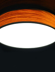 Modern Art Circle LED lamp Aisle Veneer lamp