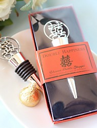 Chinese Happiness Bottle Stopper Asian Wedding Favors