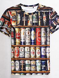 Inspiré par Cosplay Cosplay Manga Costumes de Cosplay Cosplay T-shirt Imprimé Manches Courtes Tee-shirt Pour Unisexe