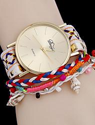 L.WEST Small conch pendant ethnic wind quartz watch Cool Watches Unique Watches
