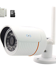 snov® surveillance p2p wifi hd waterdichte camera, ip kogel camera, ios& Andriod app