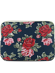 Clutch / Laptoptas / Mobile Phone Bag-Rood-Schelp-Canvas / Niet geweven-Unisex