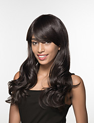 Natural fleeciness and big waves Fashion ladies wigs