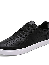 Men's Shoes Casual Fashion Sneakers Black / White