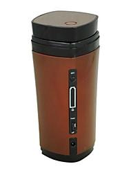 caneca de chá de água magnética usb agitação mais quente do copo de café
