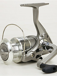 Metal  Fishing Spinning Reel 8 Ball Bearings  Exchangable Handle-SC5000