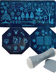 рождественские поделки польша снег изображение шаблона передачи маникюр nc165 инструмент