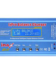 imax b6 Lipo NiMH Li-Ion-Ni-Cd-rc Batterie Balance digital Entlader Ladegerät